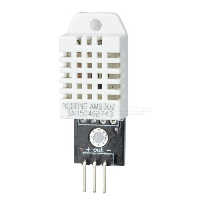 DHT22 Temperature and humidity module